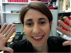 Jenny, jefa de estudios de Taronja School