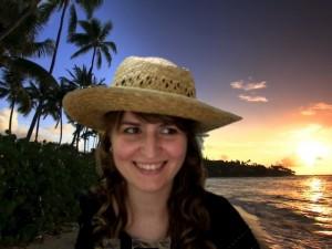 Adela, profesora de Taronja