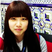 Hye Min, alumna junio 2012