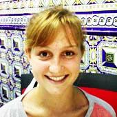 Adele Conques, alumna julio 2012