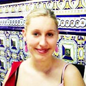 Lena-Alessa Fiedler, alumna agosto 2012