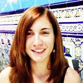 Martina Tampir, alumna agosto 2012