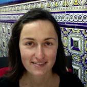 Christine Edelmann, alumna septiembre2012