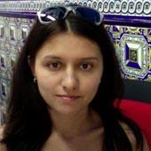 Diana Peres de Korcho alumna septiembre 2012