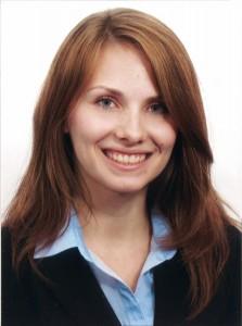 Gudrun de Jong alumna septiembre 2012