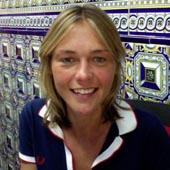 Teresa Sergi alumna septiembre 2012